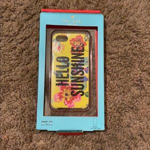 Kate Spade iPhone 6 phone case
